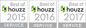 Houzz Service Awards