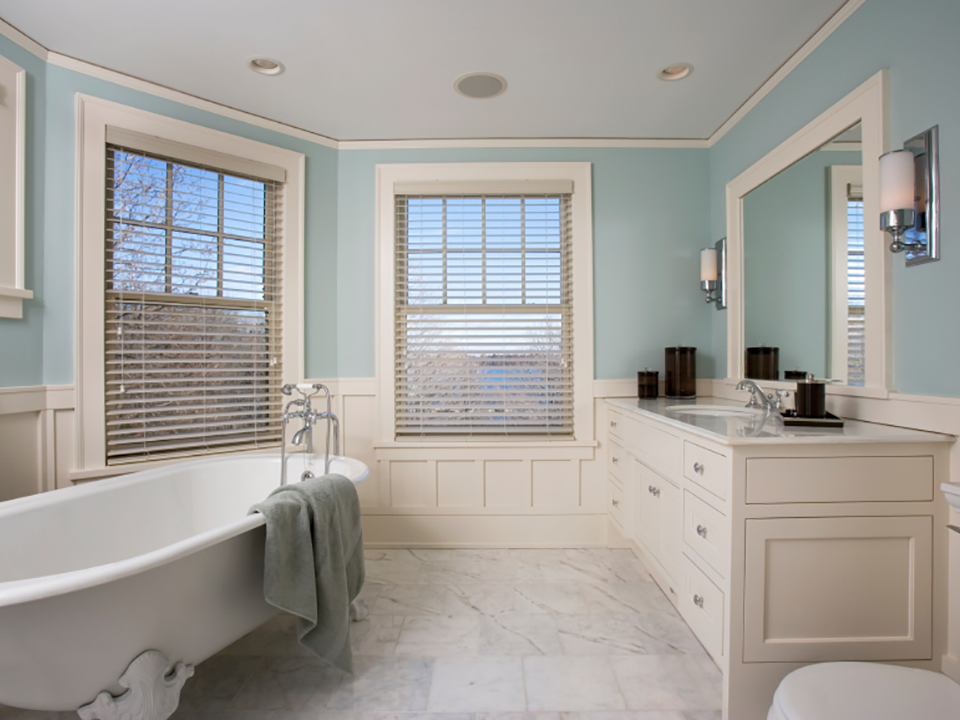 Bathroom Additions & Renovations
