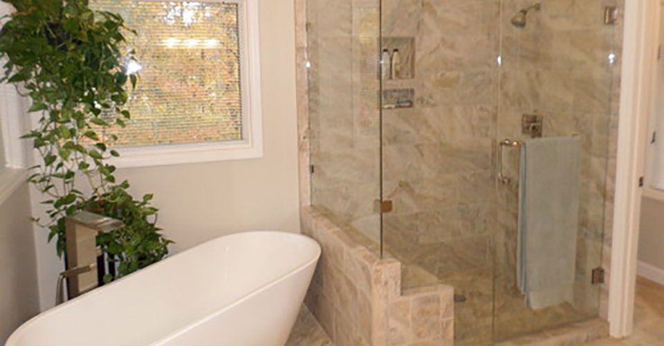 Raleigh NC Master Bathroom Remodeling WD Smith Construction Amazing Bathroom Remodeling Raleigh Property