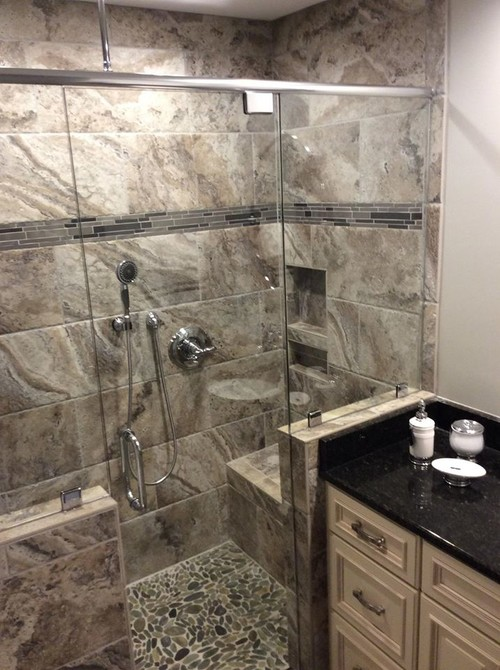 Master Bathroom Remodeling in Cary, NC | W.D. Smith ...