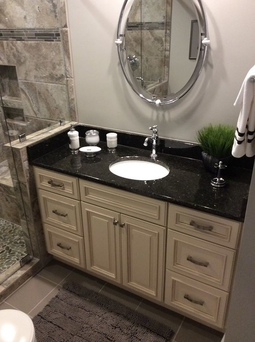 Master Bathroom Remodeling In Cary NC WD Smith Construction Gorgeous Bathroom Remodeling Cary Nc