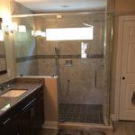 New Walk-in Shower
