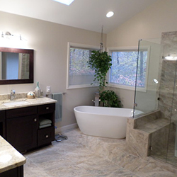 Raleigh Master Bath Renovation