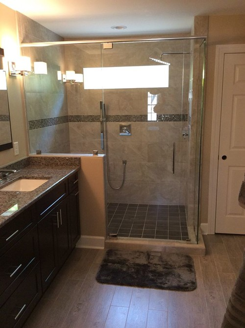Bathroom Remodeling Portfolio WD Smith Construction Custom Home - Bathroom reconstruction