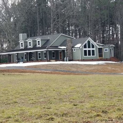 Apex Nc Home Remodel W D Smith Construction