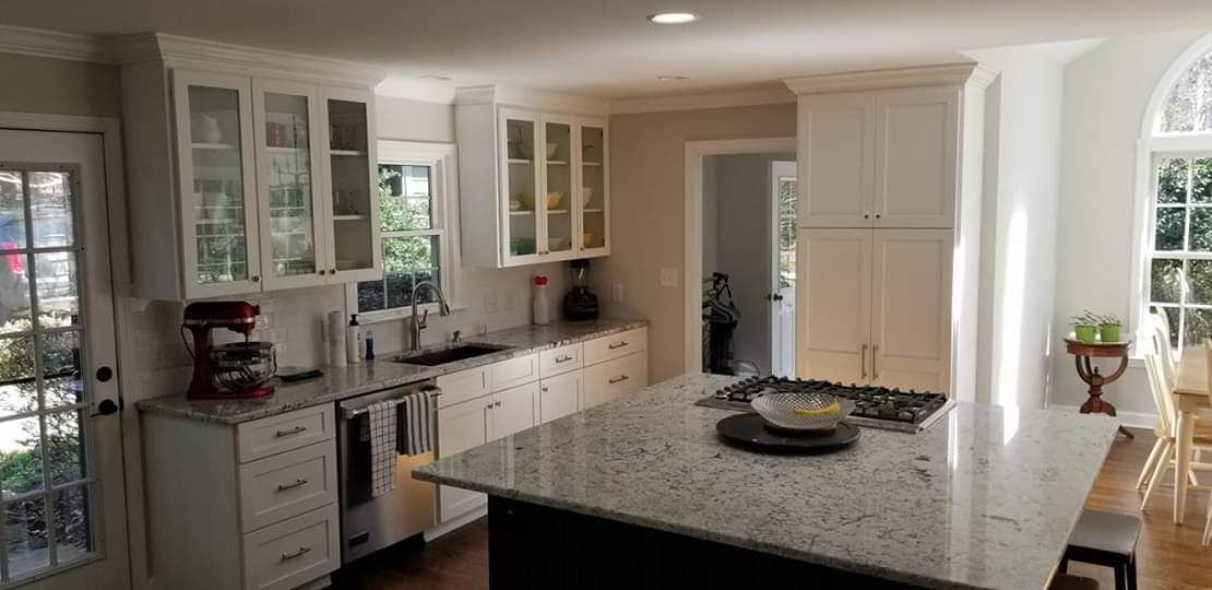 Kitchen Remodeling & Design in Raleigh, NC | W D  Smith